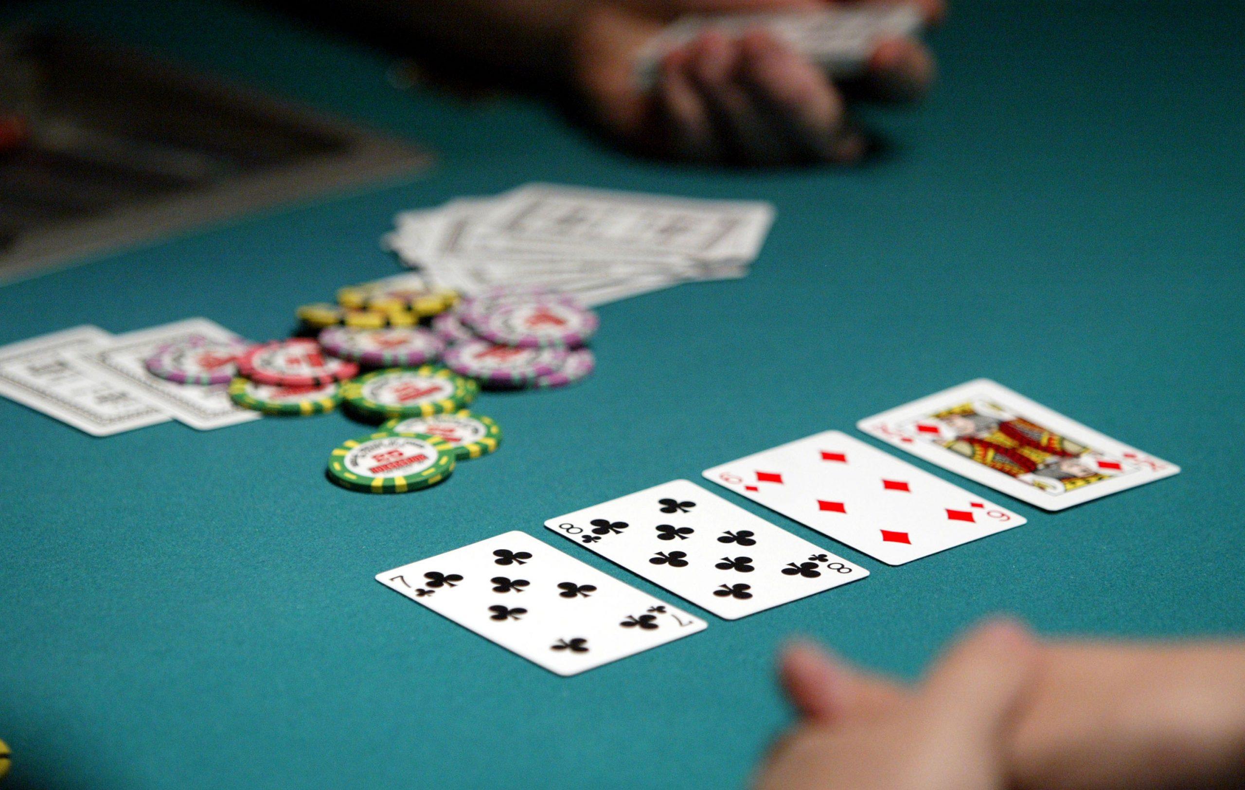 Play Casino Games In Score88 Poker Games