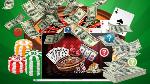 Slot Machine Strategy to Win More Money!