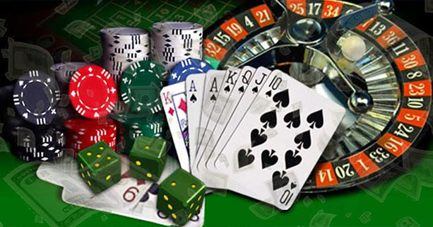 Find different types of casino games to enjoy on online casino websites
